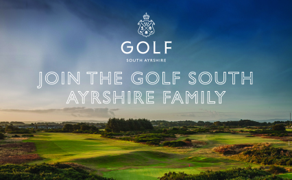Join the Golf South Ayrshire Family